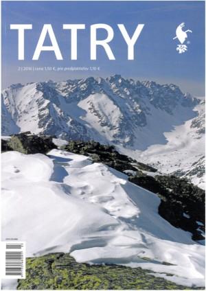 Časopis Tatry 2/2016