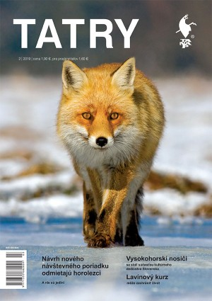 Časopis Tatry 02/19