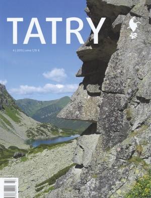 Časopis Tatry 4/2015