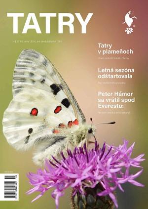Časopis Tatry 04/18