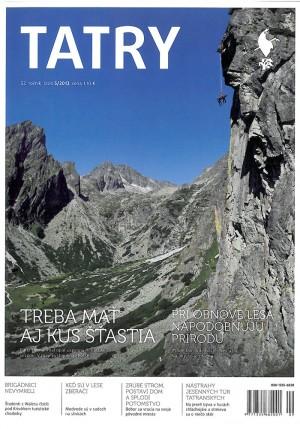 5. číslo časopisu Tatry