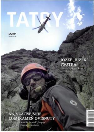 Časopis Tatry 5/2014