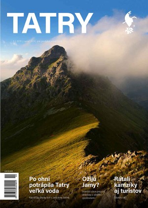 Časopis Tatry 05/18