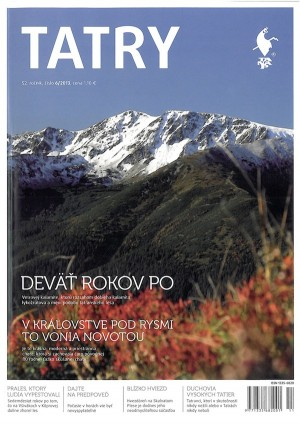 Časopis Tatry 6/2013