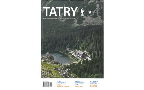 Časopis Tatry SK-PL 2013 - No. 8