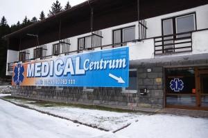 Zdravotní středisko Jasná (foto: Juraj Meško)